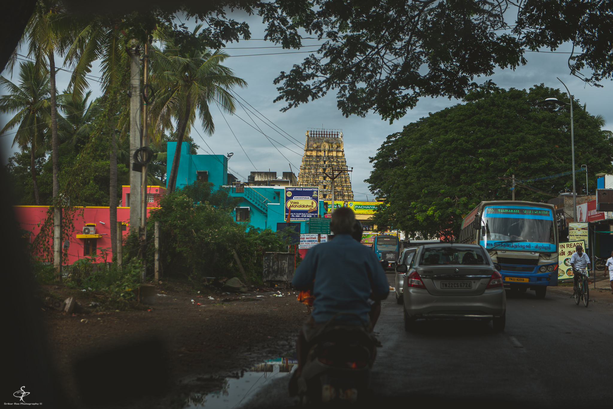 Travel Photographer to kanchipuram & mahabalipuram